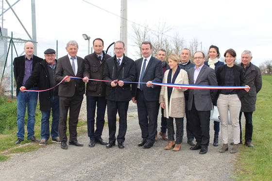 Inauguration ZB Chatelain - St Laurent des mortiers 03 2019